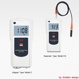 Basic Type Coating Thickness Gauge AC-112C/CS