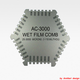 Wet Film Comb AC-3000