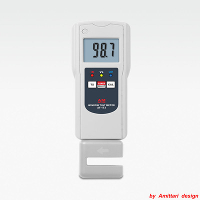 Window Tint Meter (ultraviolet light, visible light, infrared light) AT-173